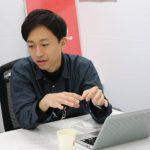 通常海外に行かないと会えないスピーカーとの奇遇なタイミング:NTTレゾナント株式会社 岩田裕平さん