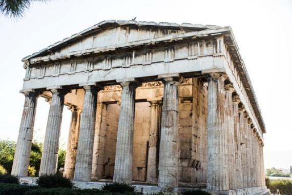 古代ギリシャ建築