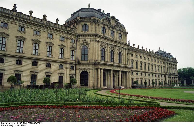 ヴュルツブルクの司教館
