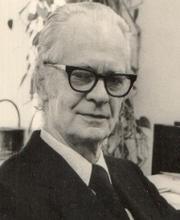 肖像 パラス・フレデリック・スキナー