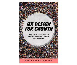 書影 UX DESIGN FOR GROWTH