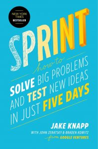 Sprintの書籍表紙