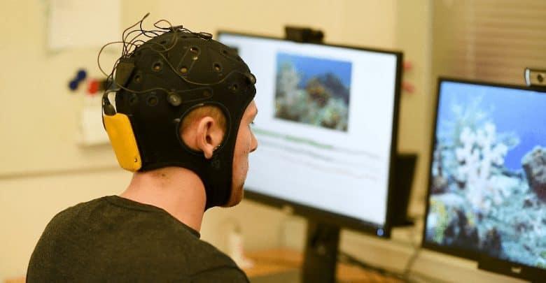 EEG(脳波計測)のイメージ写真