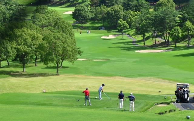 ゴルフ競技のイメージ